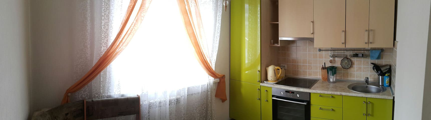 Уютная однокомнатная в центре Бердска - Berdsk - Apartemen