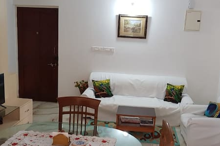 Fully furnished apartment 2km from Dabolim Airport
