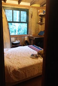 Double Bed Into The Forest Next To The Beach - Florianópolis - House