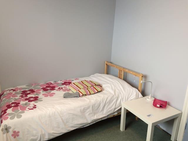 Belles chambres tout équipées
