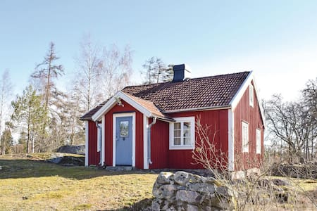 Holiday cottage with 2 bedrooms on 63m² in Lönashult