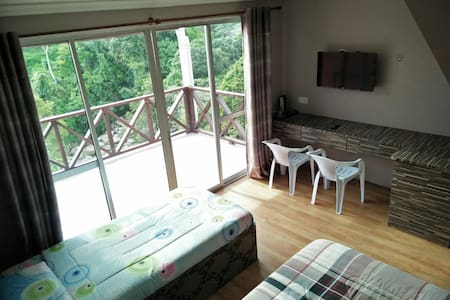 Cozy room up to 6 person - Kundasang - อื่น ๆ