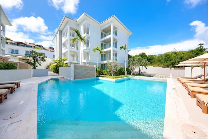 Horizon Residence 1-bedroom garden view condo