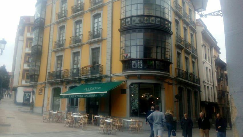 Apartamento en el casco historico de Oviedo - Oviedo - Appartamento