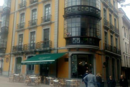 Apartamento en el casco historico de Oviedo - 奥维耶多 - 公寓