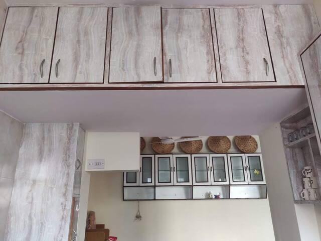 A small apartment in Thane, Mumbai