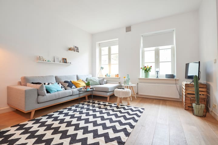 Lovely apartment Amsterdam West