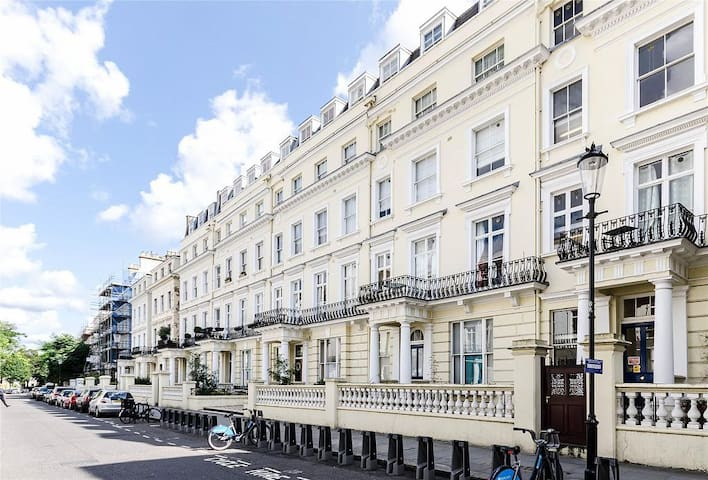 Fantastic apartment in the heart of Notting Hill