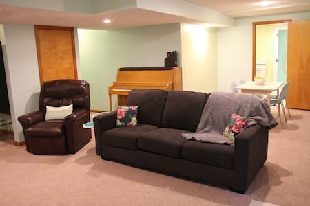 Fairly Adequate Basement (F.A.B.) Apartment