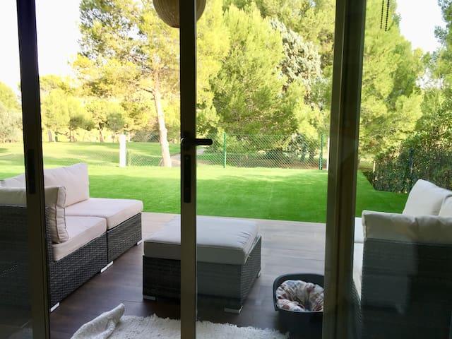 Lujosa casa en el Club de Golf El Bosque, Valencia