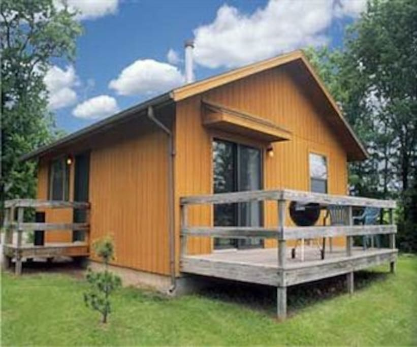 Christmas mountain village cabins for rent in wisconsin for Cabin rentals wi