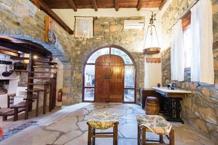 Elounda Traditional Stone House (Eft) 5pax - Schisma Elountas - 独立屋