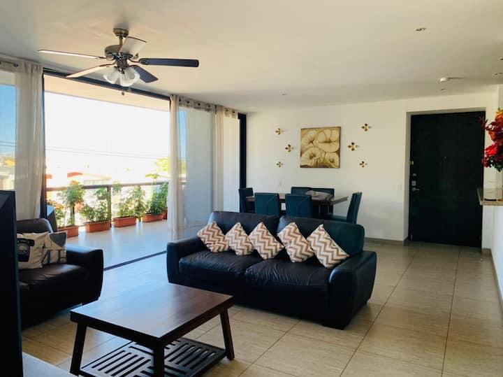 Moderno apartamento exclusivo en San Salvador