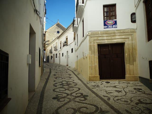 Casa Ricardo knus huisje in historische straat
