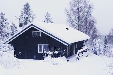 Cozy cabin near Romme Alpine