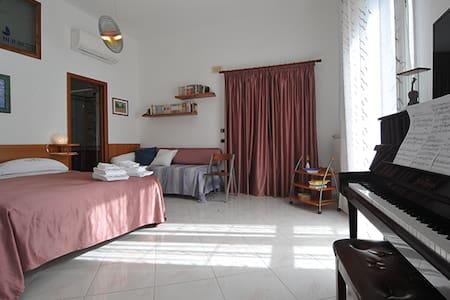 Schimmel Room (Piano Rooms B&B) - Vietri Sul Mare