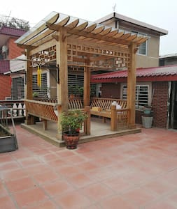 释雅山公园边的独栋闽南小筑(1)