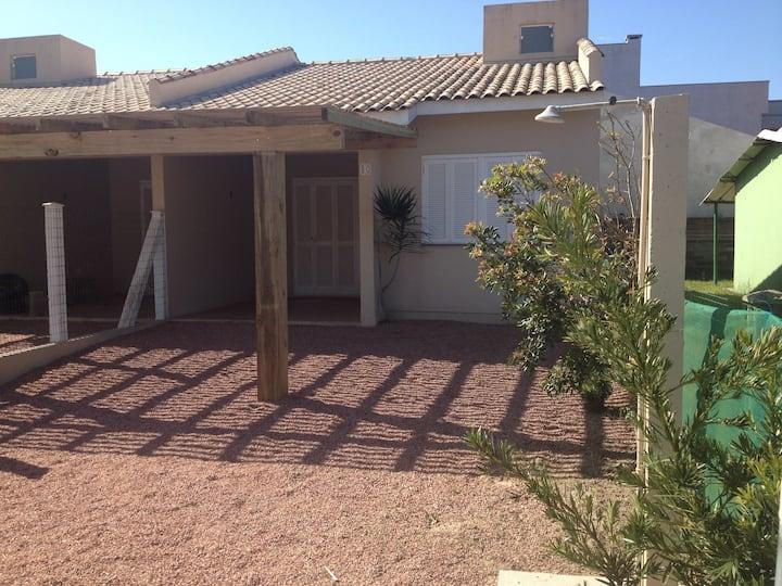 Casa 80 Mariluz - Vista para praia