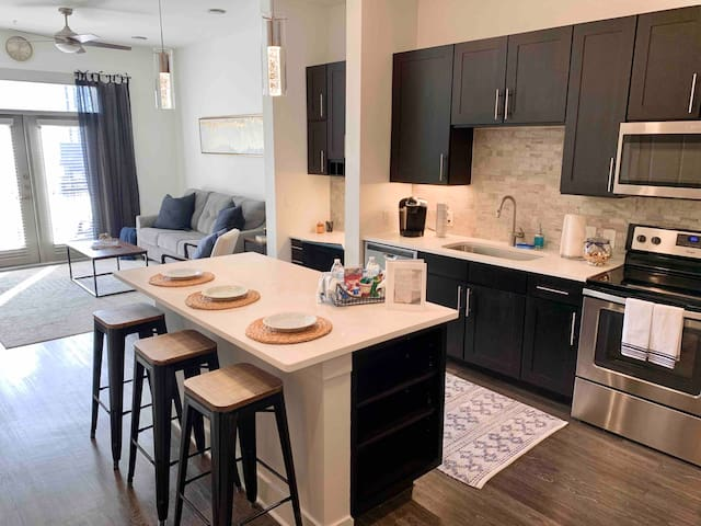 NEW UPSCALE LUXURY APARTMENT *The Star in Frisco*