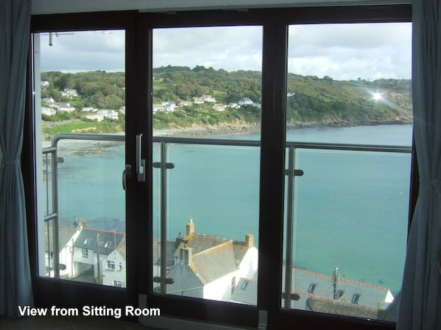 Modern, Comfortable, Fabulous Views - Coverack - House