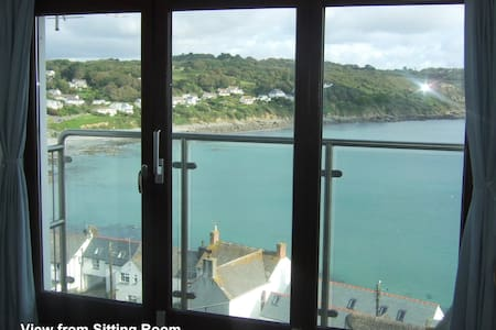 Modern, Comfortable, Fabulous Views - Coverack - Rumah