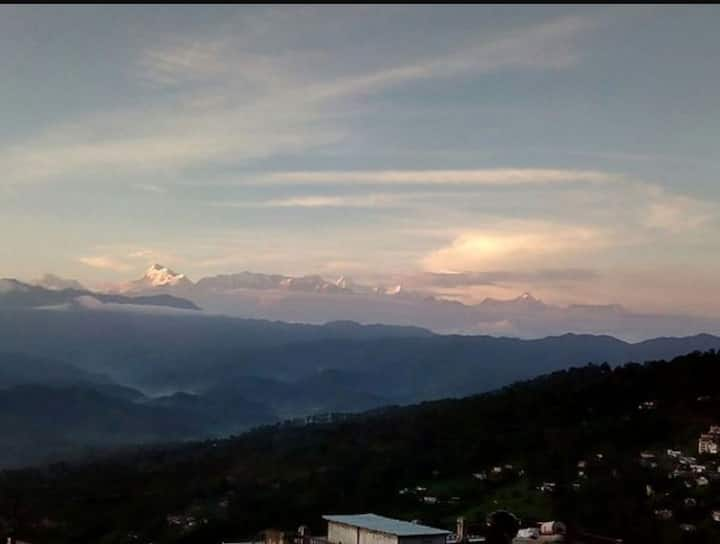 Your Own Home @ Ranikhet. FOOD, NATURE AND PEACE