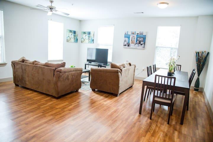 The Atlanta Downtown Suite