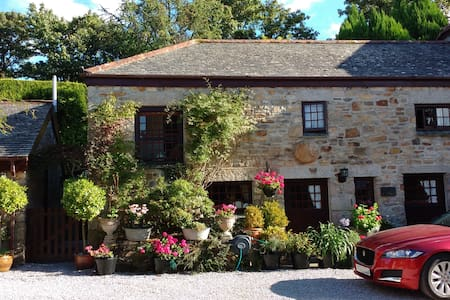 Mill Cottage, 17th Cent. Water Mill - Truro - Casa