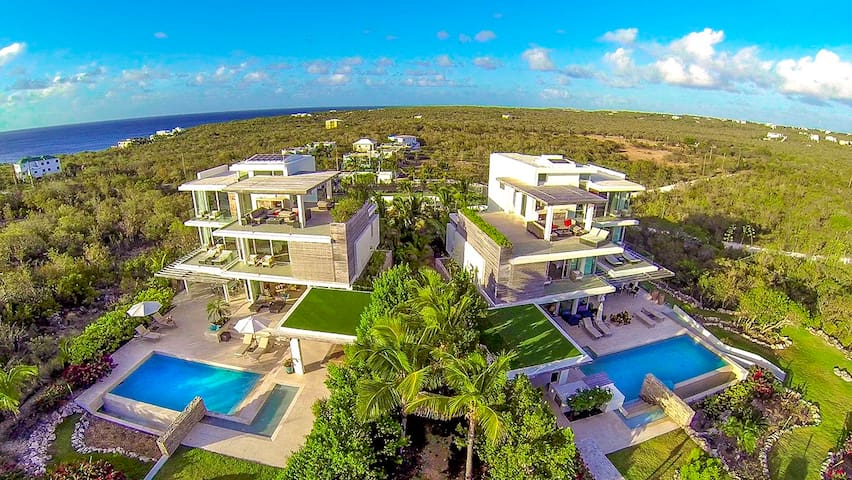 Full Estate, Ani Villas Anguilla - The Valley - Vila