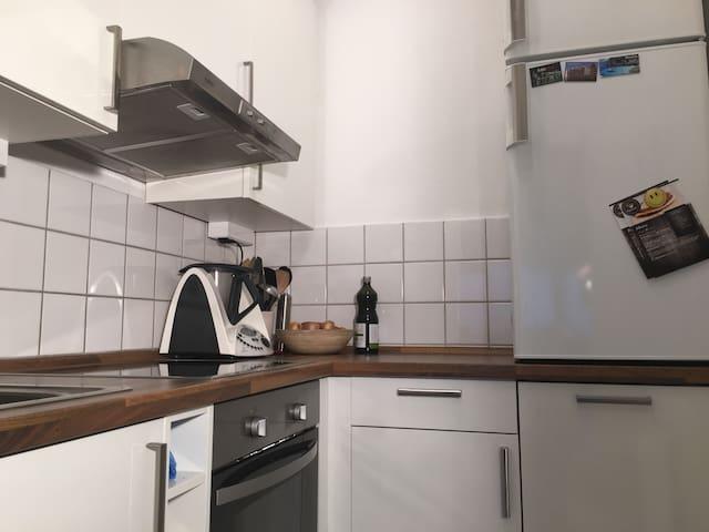 Ático en Hamburgo - Hamburgo - Apartamento