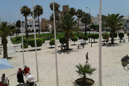 Appartement au Port el Kantaouï ☀️ - Hammam Sousse