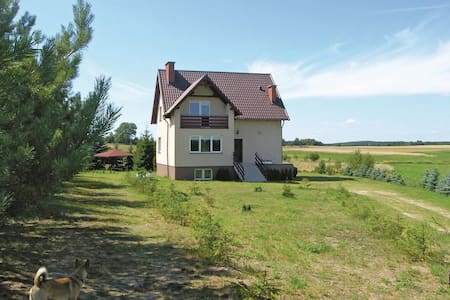 Holiday apartment with 4 bedrooms on 220m² in Konarzyny