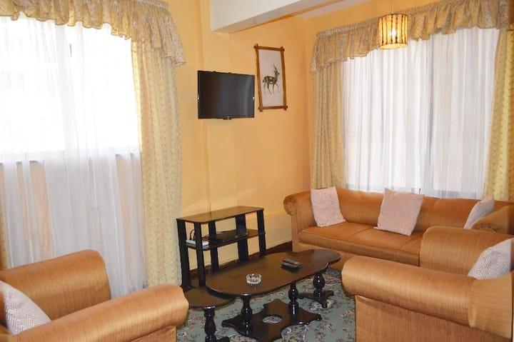 Q Samra 2 bedroom  fully furnished & serviced
