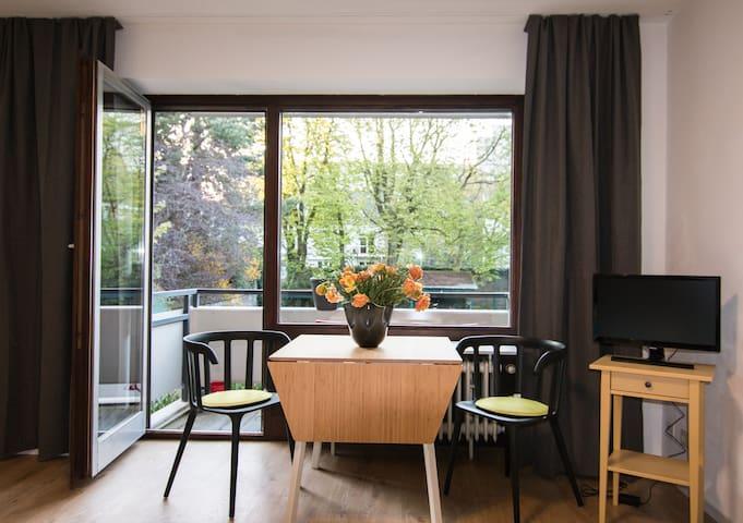 Schlummerkiste - Aachen - Apartment