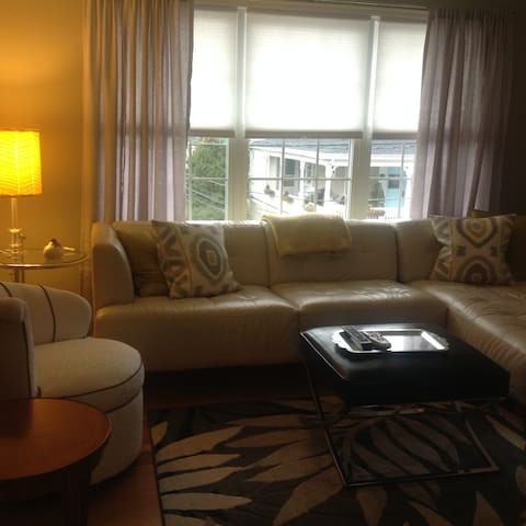 Marblehead in town pied-a-terre - 馬布爾黑德(Marblehead) - 公寓