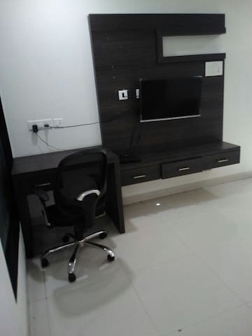 Homely Stay 1BHk Service apartment in kondapur