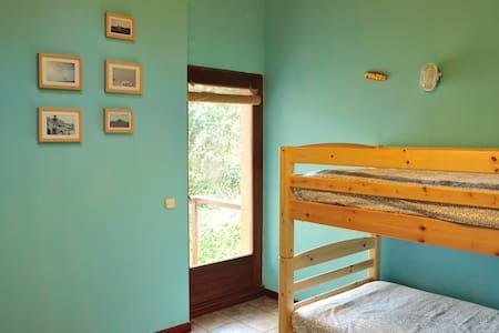 Habitación tripe Ponzos - Ferrol