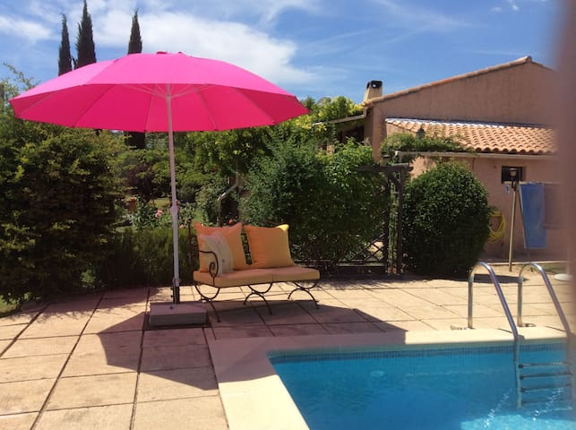 Peaceful gite in rural provence - Le Val - Wohnung