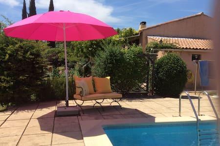Peaceful gite in rural provence - Le Val - Apartament