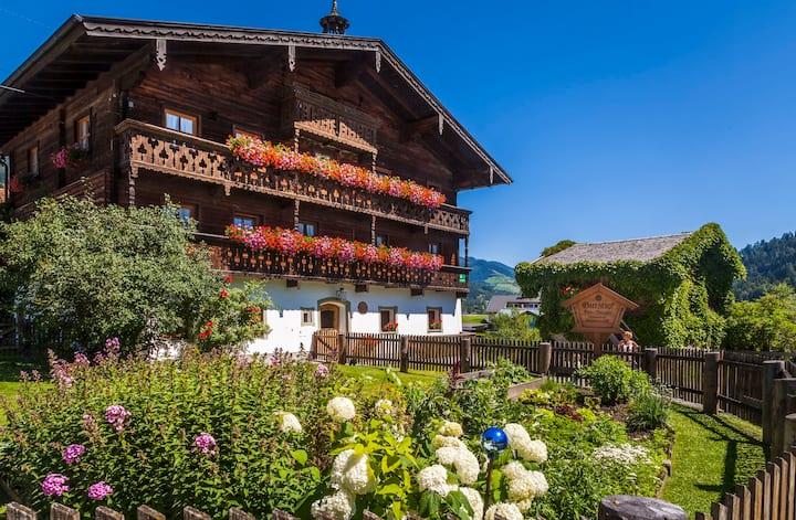 GINZHOF- Appartement Großglockner
