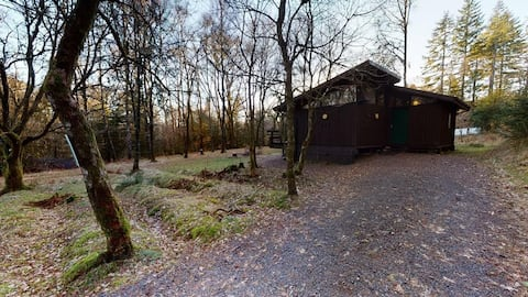 Orchy Cosy Cabin 100 yards from Loch Awe