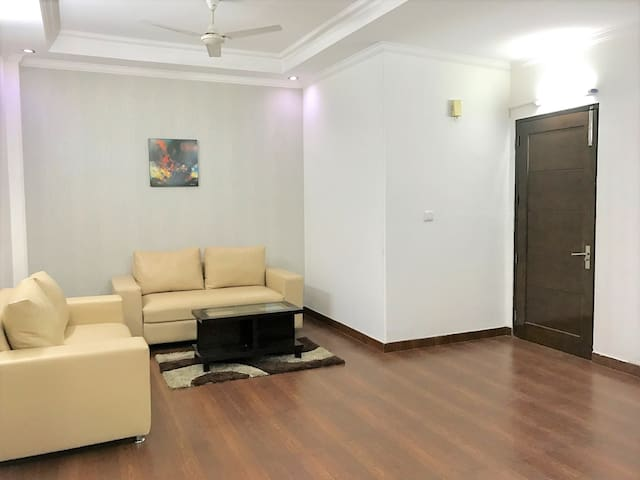 OLIVE 1 Bed Apt @ N Block Market Greater Kailash