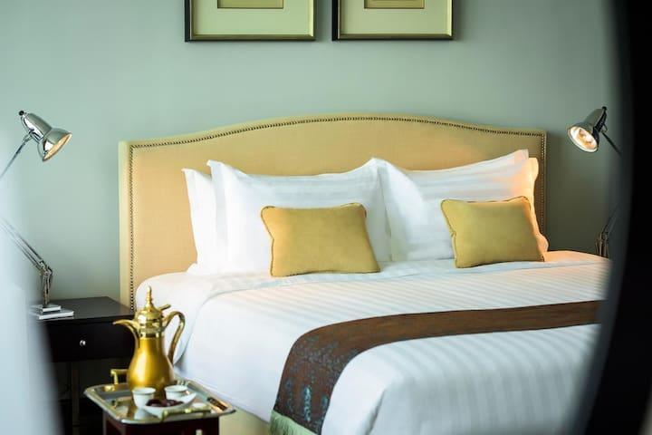 Luxurious King Room