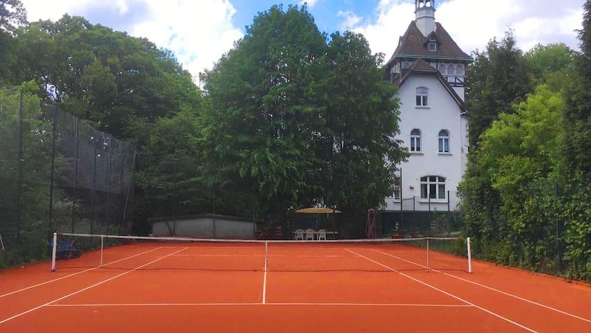 Villa EMG Dortmund. Nähe Düsseldorf, Essen, Köln