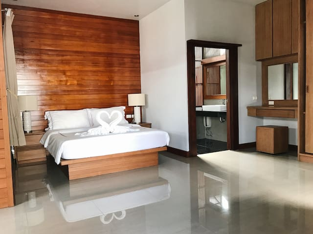 The Nest Samui - Deluxe Room