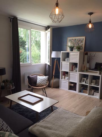 Appartement cosy en centre ville - Nantes - Apartment