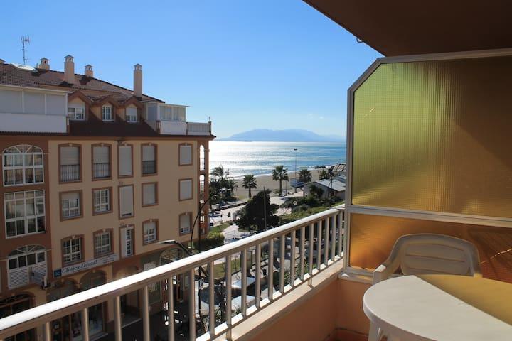 Vistas mar y junto a playa en pleno centro Rincón - Rincón de la Victoria - Apartamento