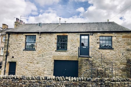 The Hayloft, a stylish and cosy barn conversion