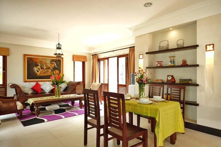 Villa Puncak Anur 3BR