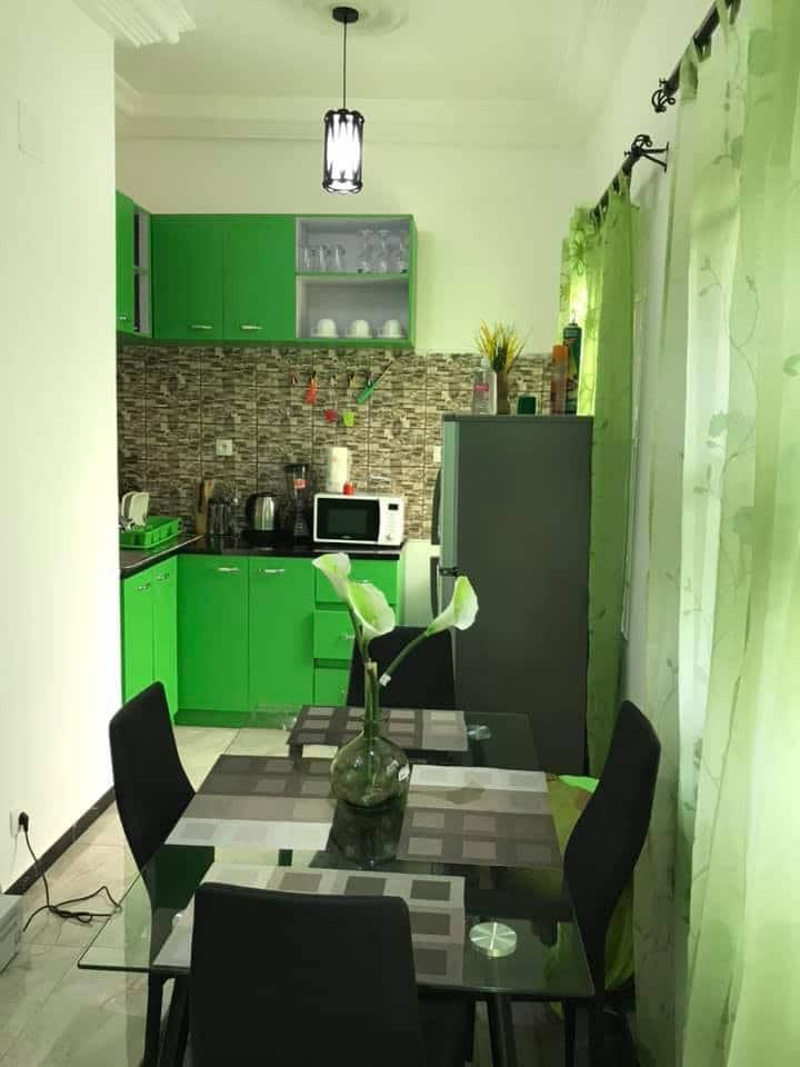 Bel appartement meublé à Ngoyo_NJimmo